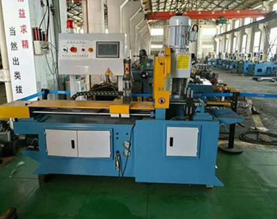 YJ355cnc伺服送料金属圆锯机