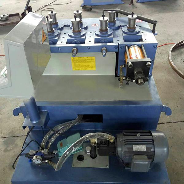 JW60液压方形滚圆机