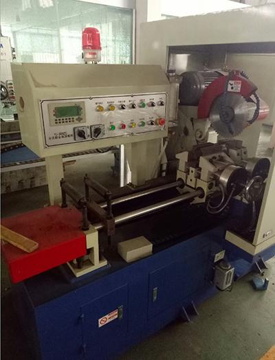 天津A455cnc自动送料铝切机