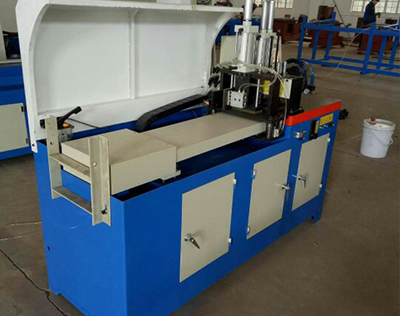 天津HY455全自动铝材切割机